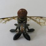 Sawfly Sculpture